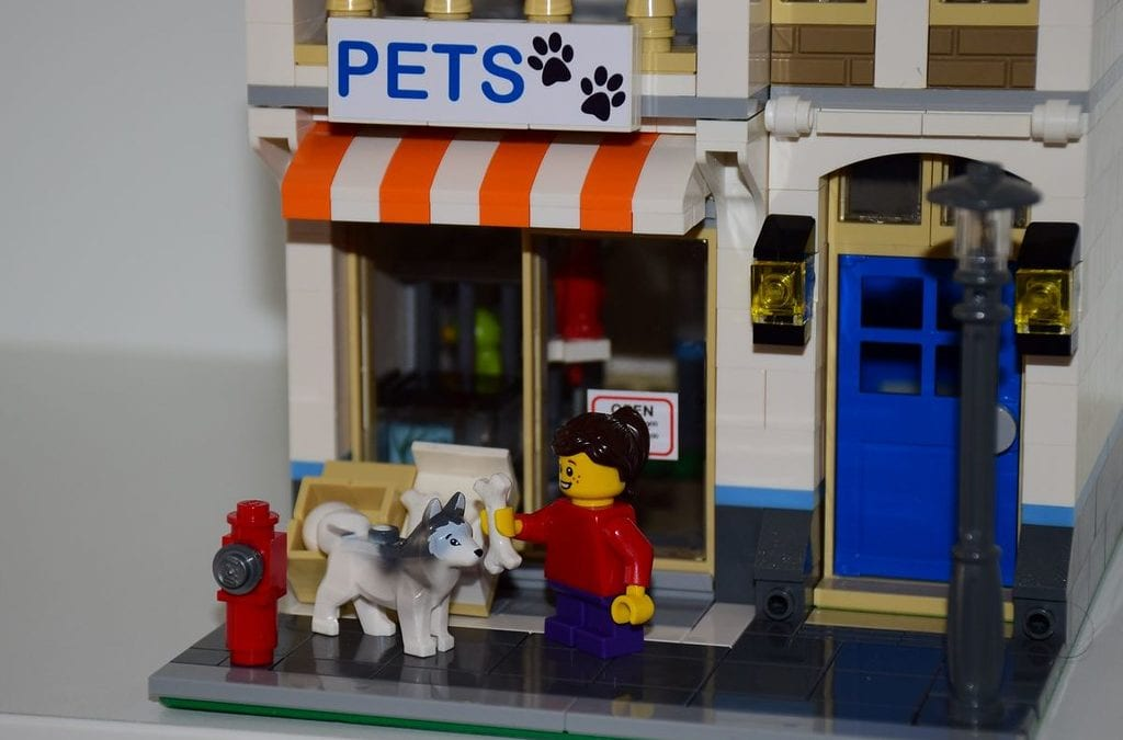 Pet Shop and Vets Open